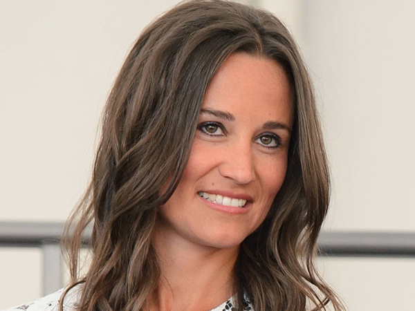 Pippa Middleton Dapat Gelar 'Auntie of the Year'!