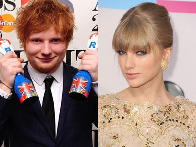 Wah, Ed Sheeran Akan Rilis Album Sambil Ikuti Rangkaian Konser Taylor Swift