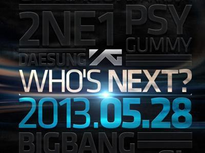 YG Entertainment Rilis Teaser Misterius untuk Comeback Salah Satu Artisnya!
