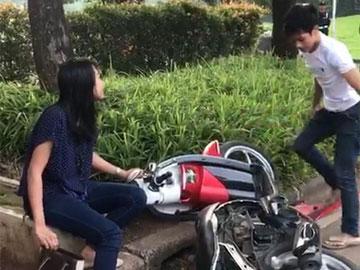 Pengakuan dan Alasan Adi Saputra Ngamuk Banting Motor Saat Ditilang Polisi