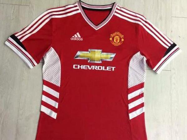 Gandeng Adidas, Inikah Seragam Terbaru Manchester United untuk Musim 2015-2016?
