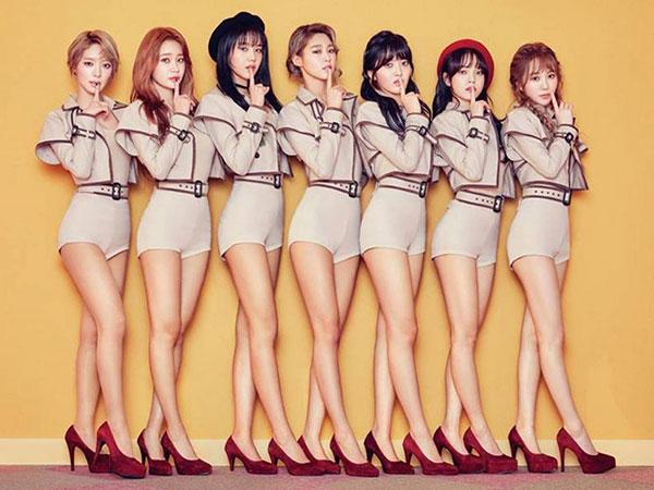 Kesalahan Pemberian Piala di 'Musik Bank' Jadi Alasan AOA Hentikan Promosi 'Good Luck'?