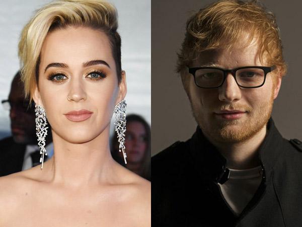 Katy Perry Hingga Ed Sheeran, MTV Umumkan Para Musisi Hits di VMA 2017