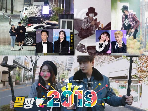 Selain Changmin TVXQ, Inilah Seleb Korea yang Dikonfirmasi Pacaran Sepanjang 2019