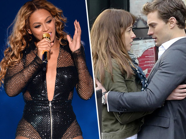 Jadi OST Film 'Fifty Shades of Grey', Lagu Hits Beyonce Ini Diremix Jadi Lagu 'Dewasa'