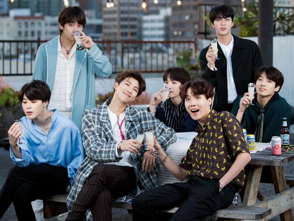 BTS Jadi Artis Pertama yang Dapat Sertifikat 'Million' dari Gaon Chart