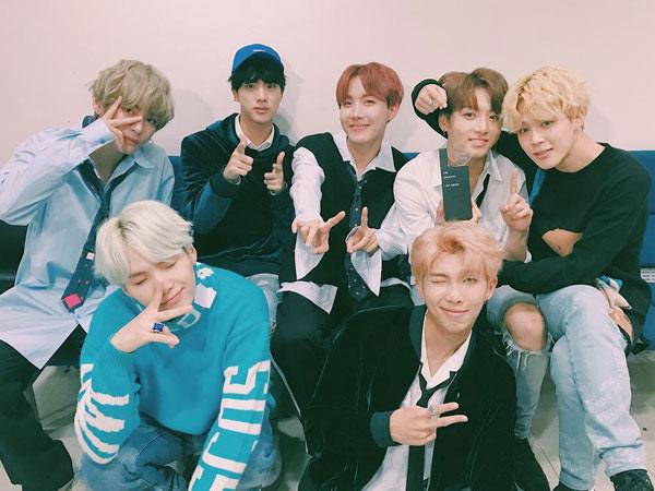 Radio Amerika Putar Lagu BTS, Ini Balasan Manis yang Diberikan Fans