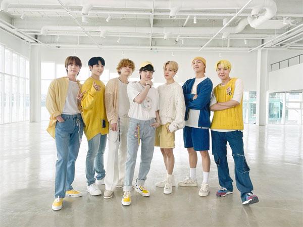BTS 'Butter' Puncaki Chart Billboard Hot 100 Dua Minggu Berturut-turut