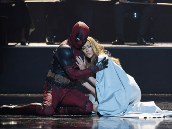 'Ashes', Single Terbaru Celine Dion Untuk Soundtrack Film 'Deadpool 2'!