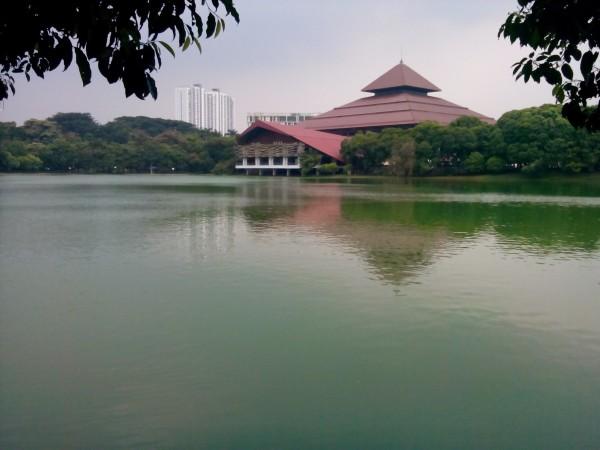 Mahasiswa Asal Yogyakarta Ditemukan Tewas Tenggelam di Danau UI