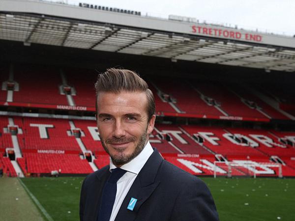 Beckham Akan Kembali Jadi Kapten Inggris untuk Pertandingan Amal UNICEF