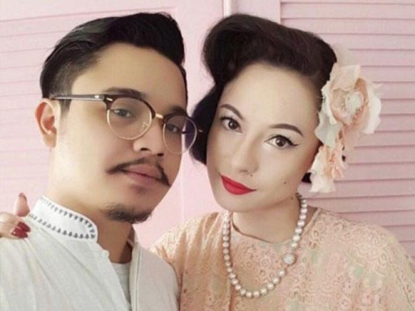 Ungkapan Isi Hati Claudia Ananda Setelah Menikah Dengan Derby Romero
