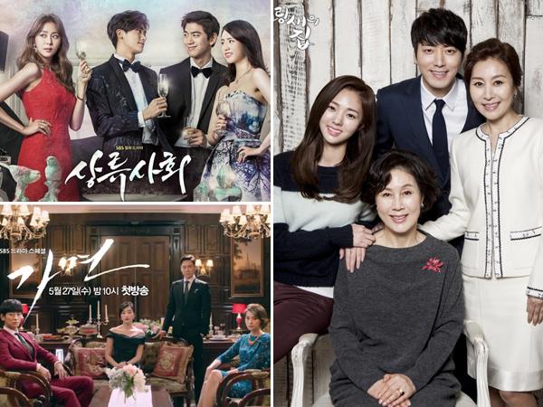 Kisah Kehidupan Konglomerat Dominasi Genre Drama Korea