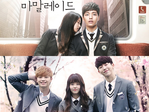 'Who Are You: School 2015' dan 'Orange Marmalade', Mana Drama Remaja Favoritmu?