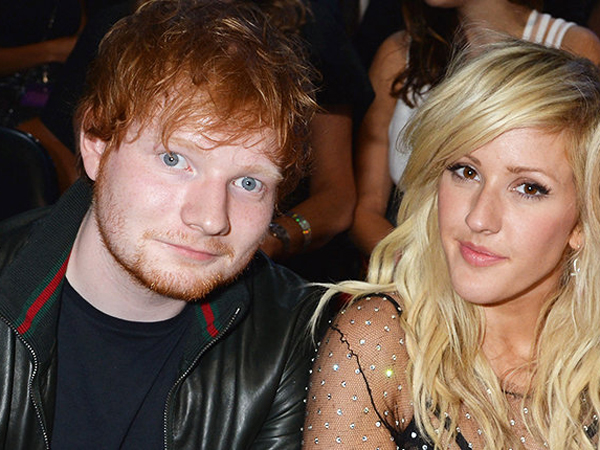 Ellie Goulding Curhat Tentang Ed Sheeran di Single Barunya, On My Mind