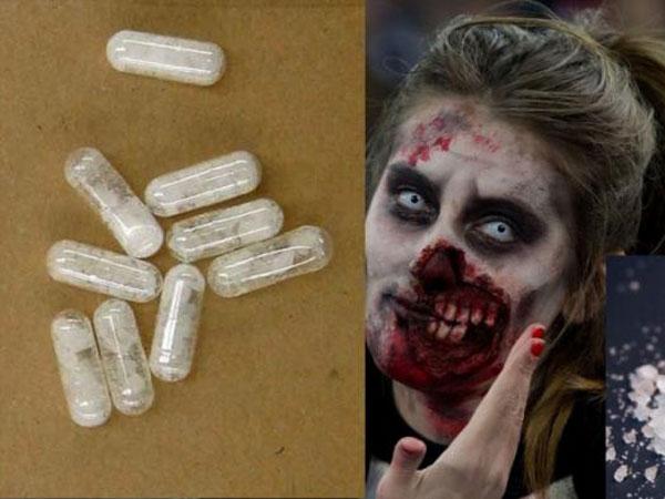 Flakka, Ganja yang Bikin Penggunanya Jadi 'Zombie'