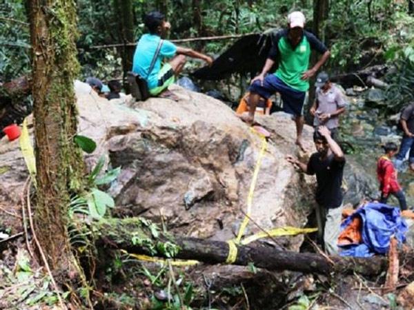 Batu Giok Miliaran Rupiah Seberat 20 Ton Ditemukan di Aceh!