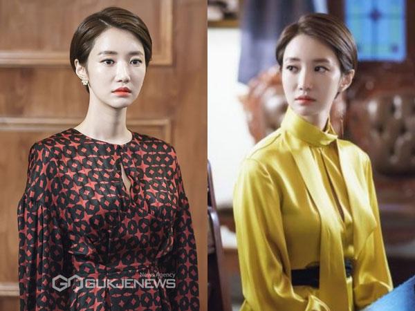 Go Jun Hee Tampil Modis Jadi Anak Mantan Presiden di Drama 'Untouchable'