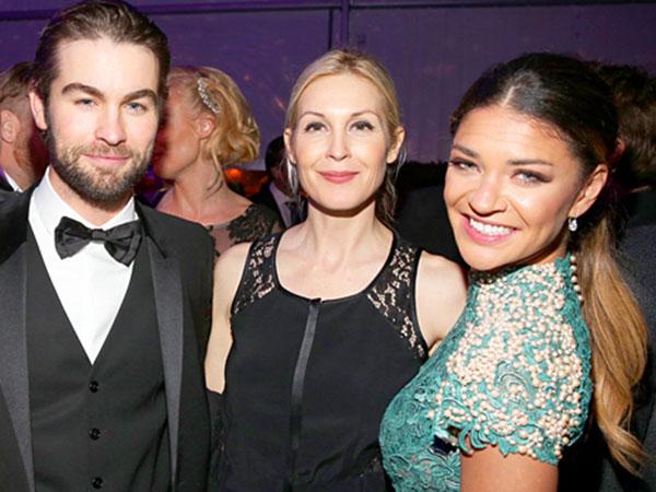 Wah, Bintang Serial Gossip Girl Reunian di Pesta Oscars 2015!