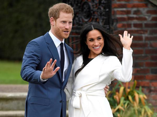 Royal Wedding Dipastikan Mewah, Berapa Jumlah Pendapatan Pangeran Harry dan Meghan Markle?