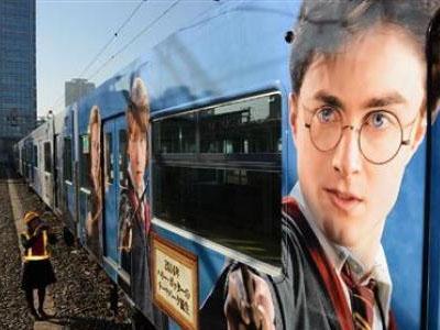 Wah, Hogwarts Express Ada di Osaka?