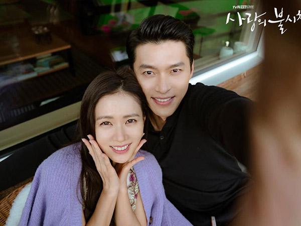 Untuk Ketiga Kalinya, Hyun Bin dan Son Ye Jin Bantah Rumor Pacaran