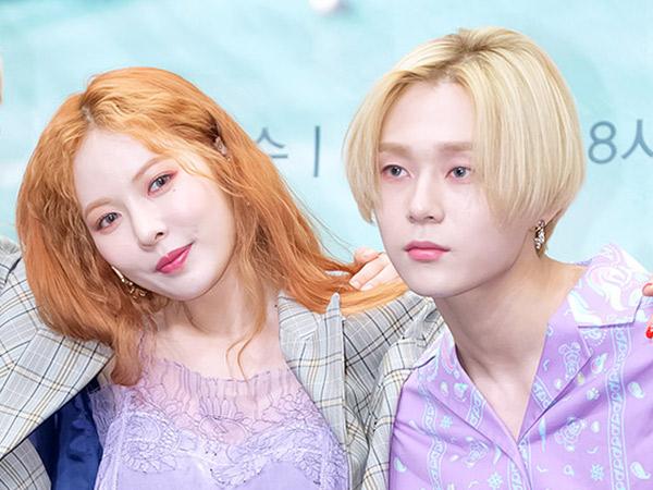 Ralat Keputusan Awal, Cube Entertainment Batal Depak HyunA dan E'Dawn?