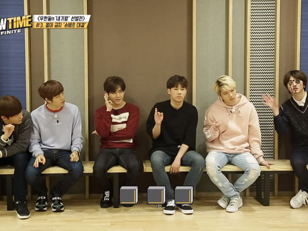 Member Infinite Akui Pernah 'Diusir' Dari Grup Oleh Sang CEO, Kira-kira Siapa Ya?