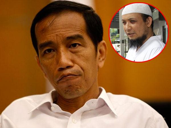 Begini Jawaban Jokowi Saat Ditanya Soal Kasus Penyiraman Air Keras Novel Baswedan