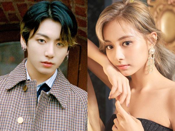 Jungkook BTS dan Tzuyu TWICE Dinobatkan Jadi Wajah Tertampan dan Tercantik 2019