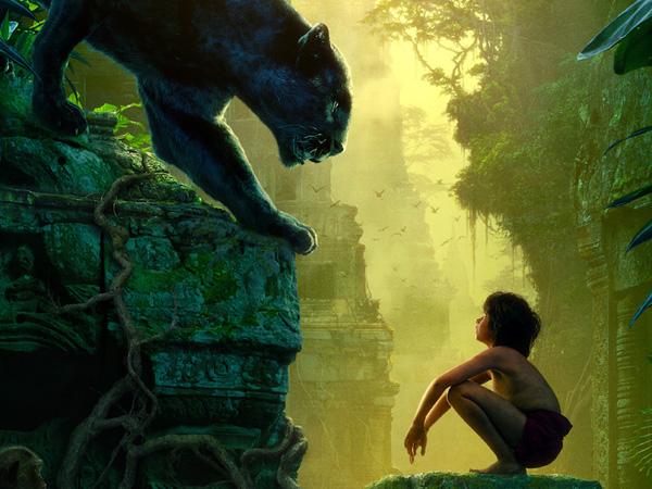 Rilis Teaser Misterius Singkat, 'The Jungle Book' Akan Susul Kesuksesan 'Maleficent' Dan 'Cinderella'?