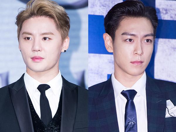 Jadwal Resmi Diumumkan, Junsu JYJ dan T.O.P Big Bang Masuk Wajib Militer di Hari yang Sama!