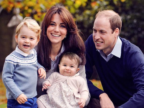 Confirmed! Kate Middleton dan Pangeran William Tengah Nantikan Anak Ketiga