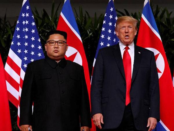Sapaan dan Sindiran Telak Trump untuk Para Haters Soal Pertemuannya dengan Kim Jong Un