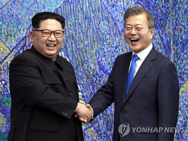 'No More War', Korea Selatan dan Utara Resmi Deklarasikan Perdamaian Terbuka!