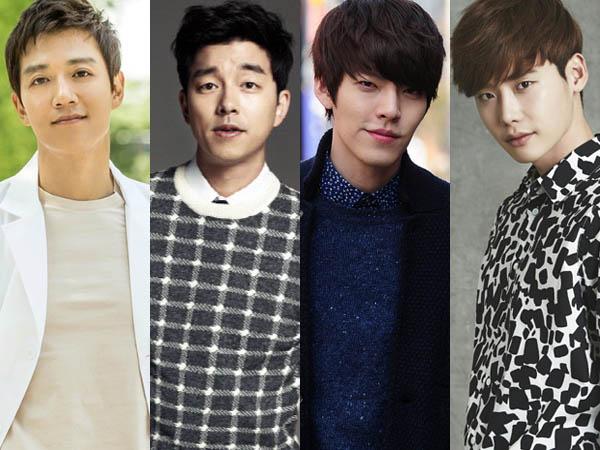 Inilah 6 Top Aktor Korea yang Menuai Popularitas Berkat Berperan di Serial 'School'