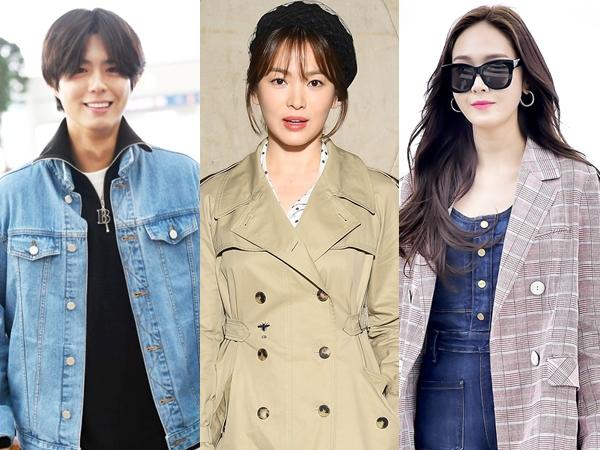 Intip Deretan Fashion Item yang Lagi Nge-tren di Kalangan Seleb Korea