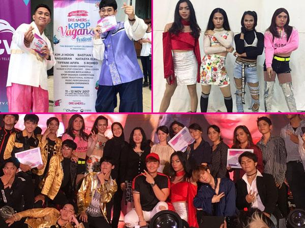 Kompetisi Hingga Budaya Korea, Intip Serunya 'KpopVaganza Festival 2017' di One Belpark Mal