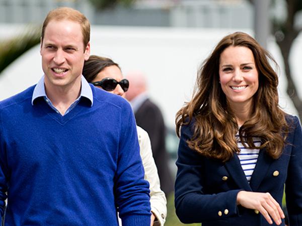 Kate Middleton dan Pangeran William Berencana Punya Banyak Anak