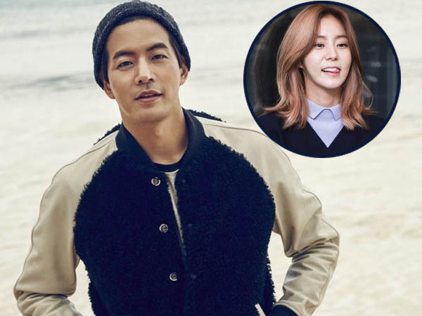 Lee Sang Yoon Akhirnya Berikan Pernyataan Terkait Jalinan Asmaranya dengan Uee After School