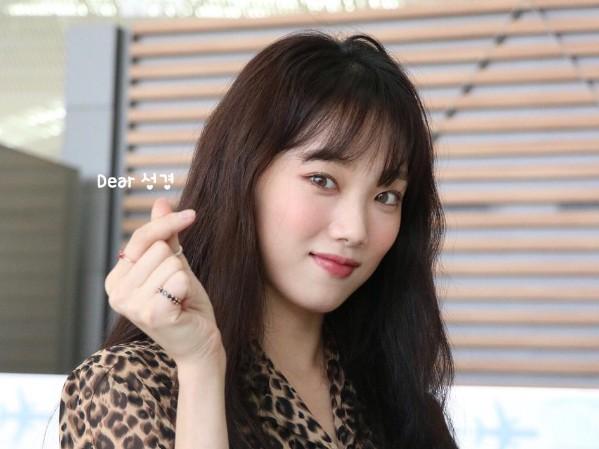 Lee Sung Kyung Diam-diam Juga Sudah Tiba di Jakarta