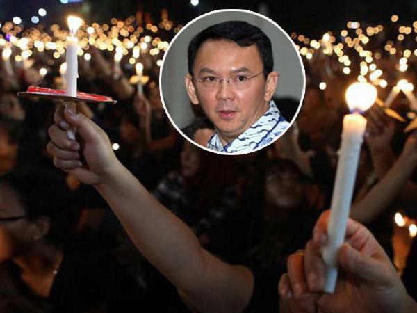 Dari Seoul hingga Washington DC Gencar Akan Gelar Lilin Keadilan Ahok