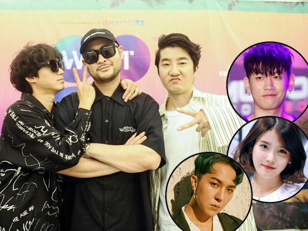 IU, Crush, Hingga Mino, Ini Dia Line-up Featuring di Album Baru Epik High!