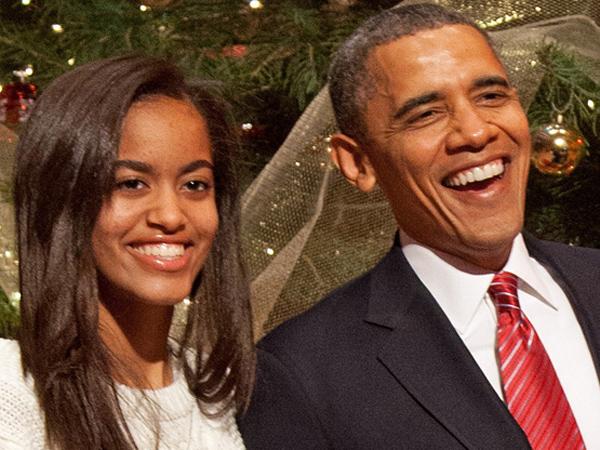 Pria Kenya Siap Lamar Putri Obama dengan Ratusan Ternak