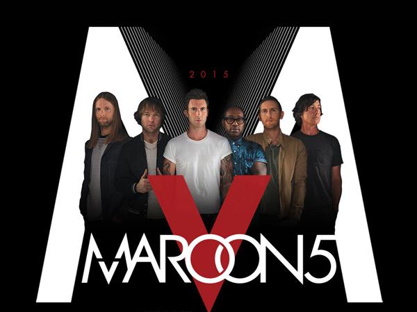 Tiket Konser Maroon 5 di Jakarta Mulai Dijual Pekan Depan