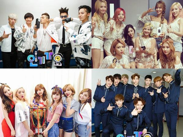 Ini Dia 10 Idola K-Pop yang Masuk Nominasi 'Artist of the Year' di Melon Music Awards 2015