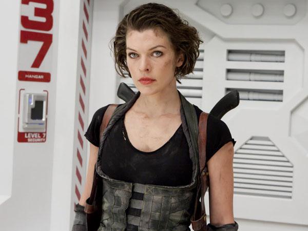 Kehamilan Milla Jovovich Tunda Sekuel Terakhir 'Resident Evil'?