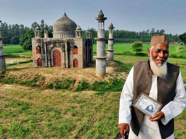 Kenang Mendiang Istri, Pria Ini Habiskan 2,4 Miliar untuk Bangun 'Taj Mahal'