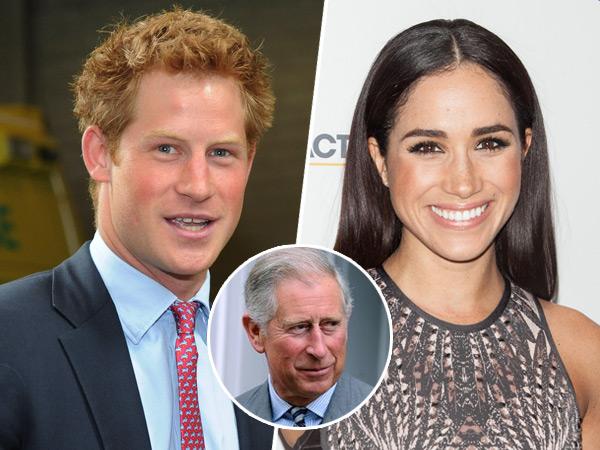 Pangeran Harry Kenalkan Pacar Ke Pangeran Charles, Sudah Siap Tunangan?