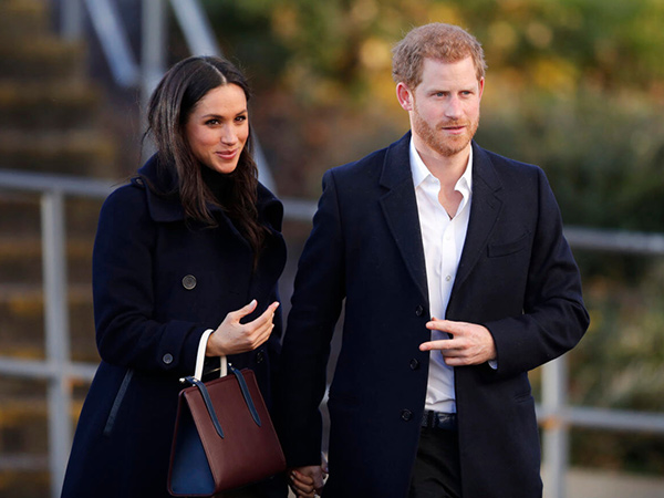 Terungkap, Pangeran Harry Punya Akun Medsos Rahasia Saat Dekati Meghan Markle